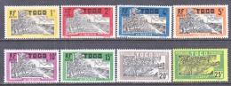 TOGO  216-23     ** - Unused Stamps