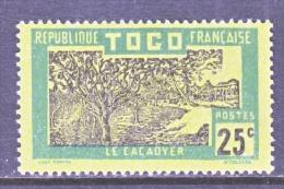 TOGO  223     * - Unused Stamps