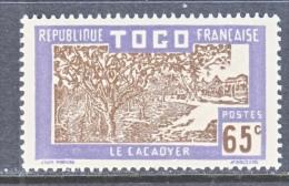 TOGO  234     * - Unused Stamps