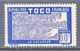 TOGO  236     * - Unused Stamps