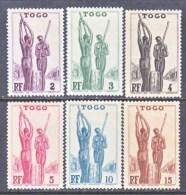 TOGO  270-5   * - Togo (1914-1960)