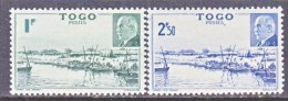 TOGO  296-7   *   VICHY ISSUE - Togo (1914-1960)