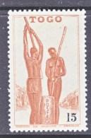 TOGO  299   *   VICHY ISSUE - Togo (1914-1960)