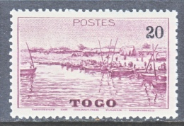 TOGO  300   *   VICHY ISSUE - Togo (1914-1960)