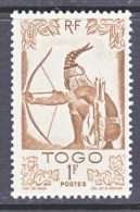 TOGO  313    * - Unused Stamps