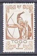 TOGO  314    * - Unused Stamps