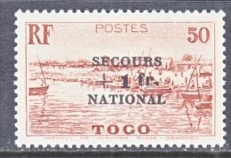 TOGO  B 7    * - Togo (1914-1960)