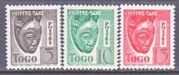 TOGO  J 31 A - C    *     VICHY  ISSUE - Togo (1914-1960)