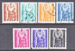 TOGO  J 49-55    (o) - Togo (1960-...)