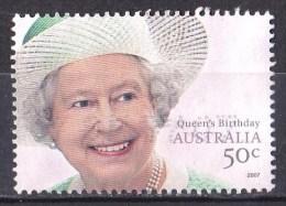 Australia 2007 Queen's Birthday 50c Used - 2000-09 Elizabeth II