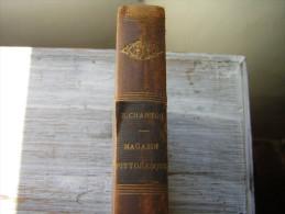 LE MAGAZIN PITTORESQUE TABLE ALPHABETIQUE ET METHODIQUE  1833 - 1852  SUIVIE DE LA LISTE DES REDACTEURS DES DESSINATEURS - 1801-1900
