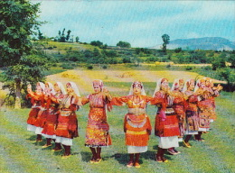 Pk Macedonie:3:La Danse Nevestinsko - Macédoine