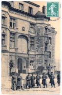 Gaillon Eure Entrée Caserne 1910 état Superbe - France