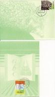 4 Maximumkaarten NVPH Nr. 1085 T/m 1088 (1976, Zomerzegels) - Cartes-Maximum (CM)