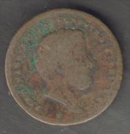 ITALIA REGNO NAPOLI SICILIA DUE TORNESI 1857 FERDINANDO II - Monete Regionali