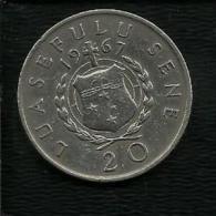 SAMOA // 20 SENE 1967   ( PC000121 )