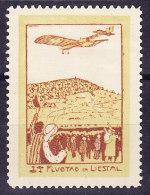 Flugpostmarke 1913 Vorläufer Zu# VIII Flugtag In Liestal. - Neufs