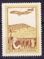 Flugpostmarke 1913 Vorläufer Zu# VIII Flugtag In Liestal - - Neufs