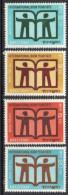 International Year Of The Book Mi. 510-3 (b73) - Bhutan