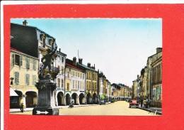 88 REMIREMONT Cpsm La Grande Rue              Edit Estel - Remiremont