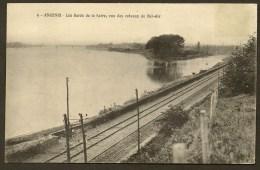 ANCENIS Les Bords De La Loire Vus Des Coteaux De Bel-Air (Nozais) Loire Atlantique (44) - Ancenis