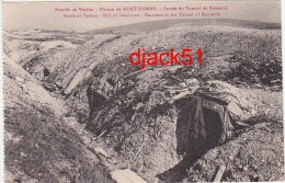 La Bataille De VERDUN. Plateau Du MORT-HOMME - Entrée Du Tunnel De Bismarck. WW1 - Guerre 1914-18