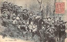 Militaria - Chasseurs Alpins - Regiments