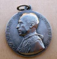 Mad-342 Grande  Médaille Pius XII  Jubilaei  M.C.M.L. - Godsdienst & Esoterisme