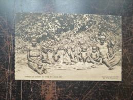 Congo Belge : Enfants De Soldats Au Camp De Lisala 1901 (C2194) - Belgisch-Congo - Varia