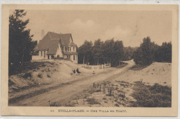 STELLA PLAGE  Une Villa En Forêt Animée - France