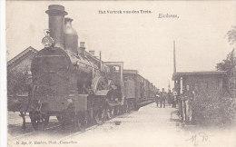 Eeckeren - het Vertrek van den Trein (F. Hoelen, 1903, top animation)