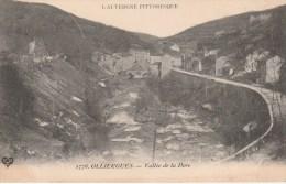 10j - 63 - Olliergues - Puy-de-Dôme - Vallée De La Dore - L'Auvergne Pittoresque - VDC N° 1776 - Olliergues
