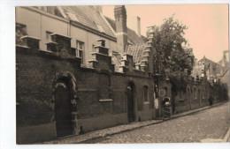 Antwerpen : Begijnhof Rode St (fotokaart) - Antwerpen