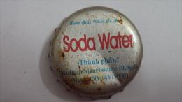 Vietnam Viet nam Soda Water used bottle crown cap / Kronkorken / Capsule