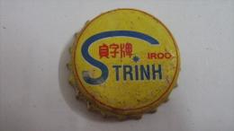 Vietnam Viet nam beverage used bottle crown cap / Kronkorken / Capsule