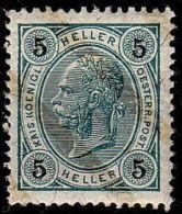 �STERREICH AUSTRIA [1901] MiNr 0087 B ( **/mnh ) [La]