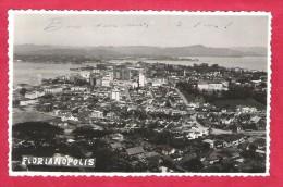 Amérique-Bresil-Florianopolis-vue Générale-TB Taille Cpa  écrite - Florianópolis