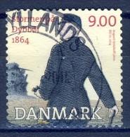##K356. Denmark 2014. Dybbøl 1864. 9 DKK. Used(o) - Danemark