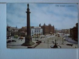 Liverpool - LIME STREET. - Liverpool
