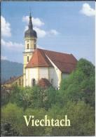 DE.- Viechtach. Katholische Stadtpfarrkirche Sankt Augustinus. - Christendom