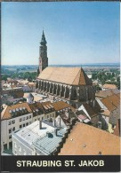 DE.- Straubing. Die St. Jacobskirche In Straubing. Päpstliche Basilika Und Pfarrkirche. - Christendom