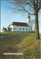 DE.- Weissenregen. Wallfahrtskirche  Mariä Himmelfahrt. 3 Scans - Christendom