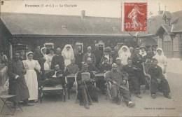 HOMMES (I.-et-L.) - La Charlerie - Other Municipalities