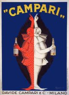 REPRODUCTION Cartel Affiche Poster Vintage Advertisings GRAN FORMAT (35X42 CM. APROX.) - Posters