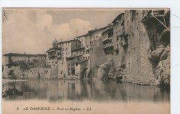 LE DAUPHINE. PONT EN ROYANS.. TBE - Pont-en-Royans
