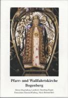 DE.- Bogenberg. Pfarr- Und Wallfahrtskirche Bogenberg. 3 Scans. - Christendom