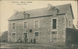 22 TRAMAIN / Maison Jacob, Grains Et Débit / - Sonstige Gemeinden