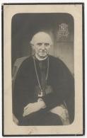 Doodsprentje. Image Pieuse Mortuaire. Cardinal Mercier. Braine L'Alleud 1851/Bruxelles 1926. - Devotion Images
