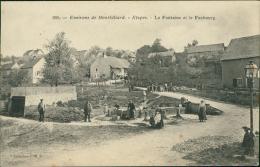 25 ETUPES / La Fontaine Et Le Faubourg / - Autres Communes