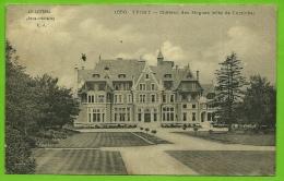 CPA 76 YPORT - Château Des HOGUES (côté De L' Arrivée) ° Le Littoral L. J. N° 1050 - Yport